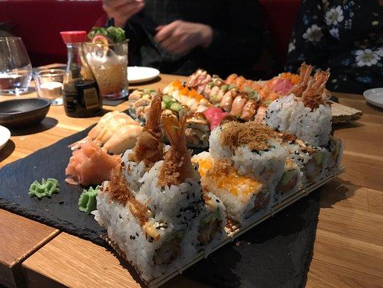 Malmös bästa sushi