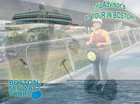 Boston Segway Tours: Riding a #cruise #ship into #Boston this year? Find us near #FaneuilHall to #cruise the #city with your #friends and #family 😎 #Segway #tours show you so much, in so little time! 😃 www.bostonsegwaytours.net
