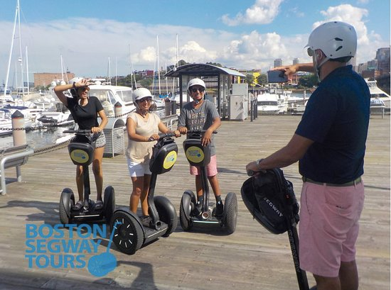 "Boston Segway Tours: Get your Segway #Selfie on w/the ""best way to see the city"" 📷 #Boston #Segway #Tours! www.bostonsegwaytours.net"