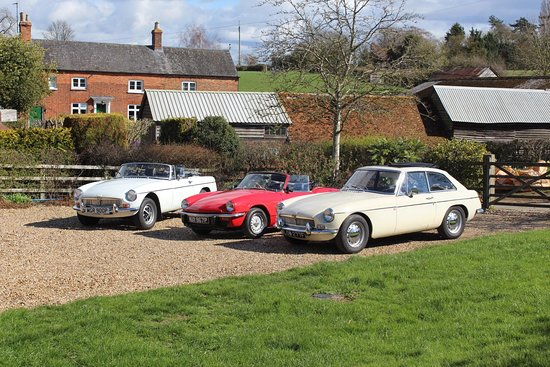 Bucks Classic Car Hire ltd