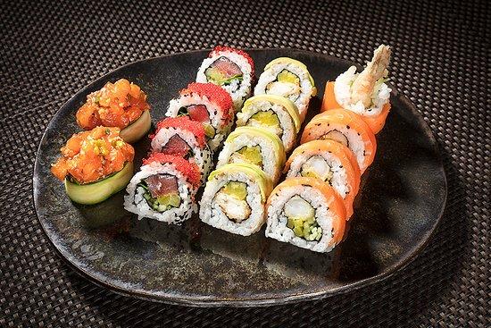 It'sa me! Maarrrio wait?! Dom-sushi-gdansk