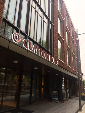 A fabulous stay at Hotel Clayton Charlemont