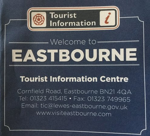 ‪Eastbourne Tourist Information Centre‬