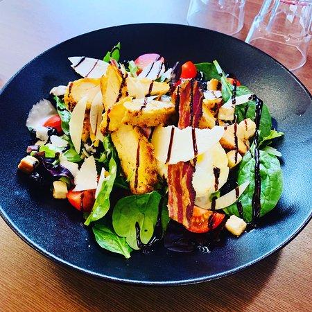 Met Café: salade du Met