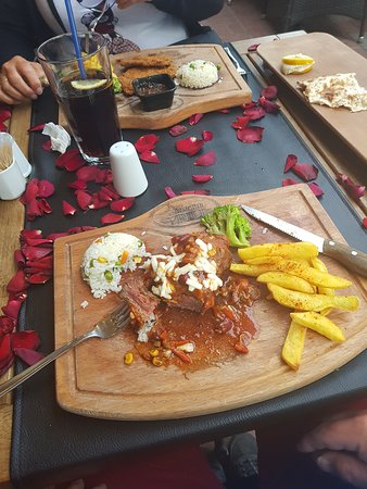 Best Dinner in Alanya (Byens Bedste Bøffer)