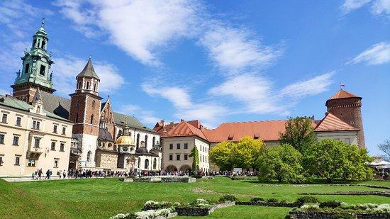 Королевский замок в Вавеле