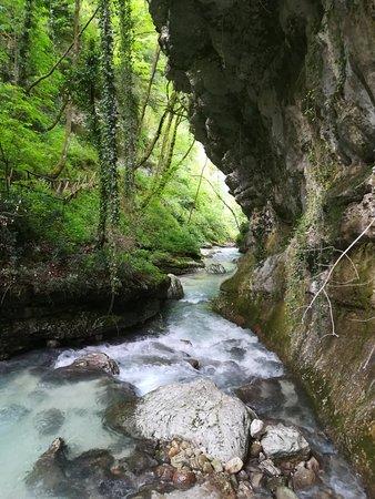 Caramanico Terme, Italia: Sentiero delle Scalelle