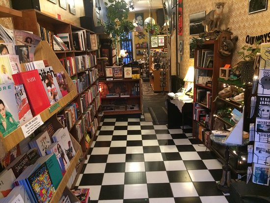 Quimby's Bookstore NYC