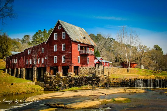 Sparta, จอร์เจีย: Moremill Grist Mill at Shoulderbone