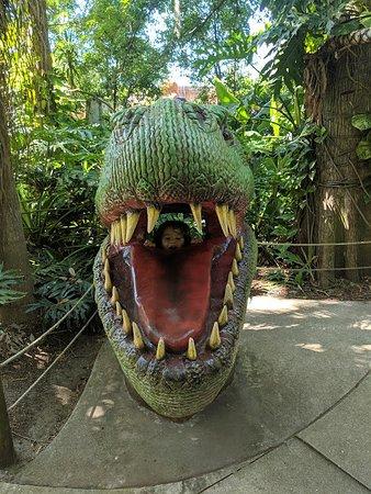 Dinosaur World: Hungry Dino!