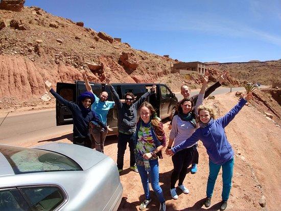 Viaja a Marruecos : viajar al desierto