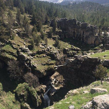 Идеальное место для отдыха по пути Конья-Анталья