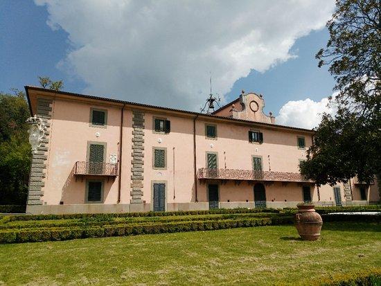 Vaglia, إيطاليا: Giro nel parco!