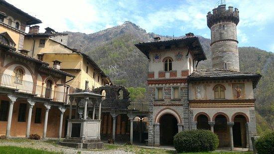 Rosazza, Italien: Centro Storico