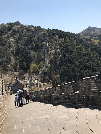 Private Beijing Day Tour : Mutianyu Great Wall And Ming Tomb: Mutianyu