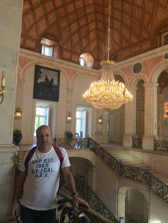 Royal Palace of Aranjuez: Escalinata principal
