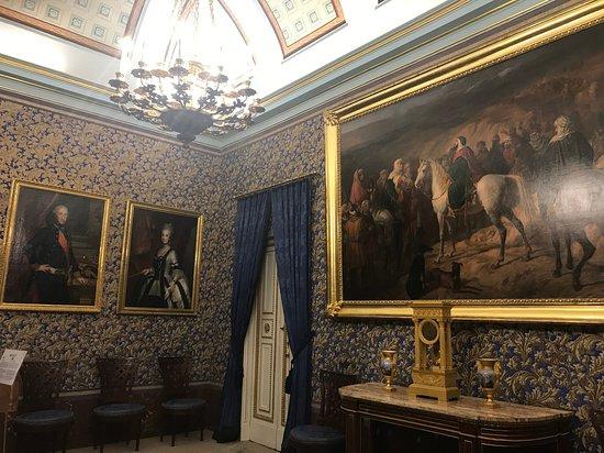 Royal Palace of Aranjuez: Habitaciones del Palacio