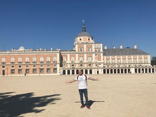 Royal Palace of Aranjuez: Palacio real de Aranjuez