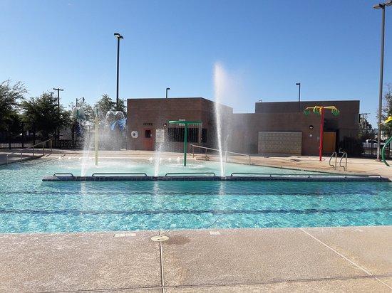 Hollyhock Pool