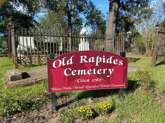 Old Rapides Cemetary