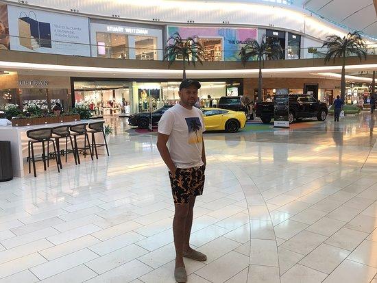 The Mall of San Juan: San Juan, buen lugar para visitar