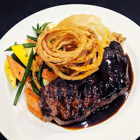 PRIME New York Steak