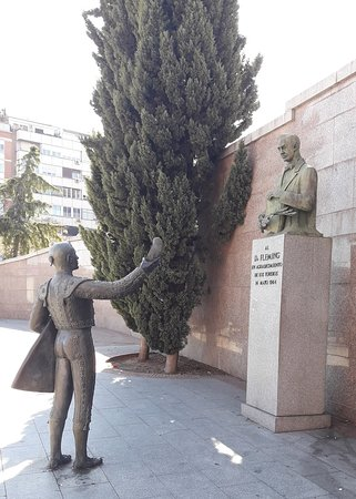 Monumento a Doutor Fleming