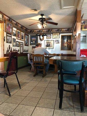 Inside Mandy's