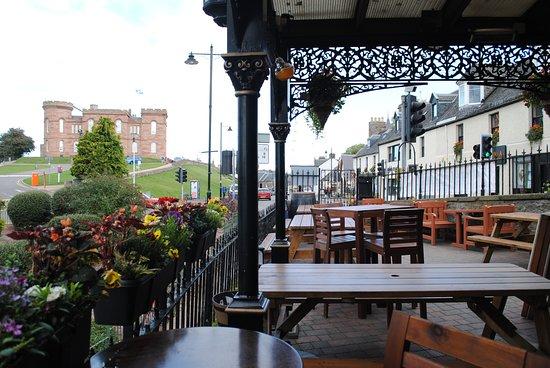 The Castle Tavern Inverness Menu
