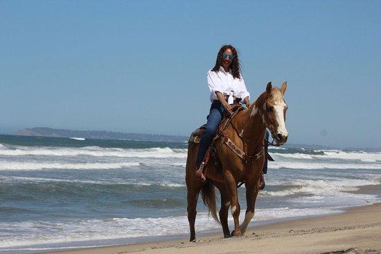 San Diego Beach Rides: The Beach