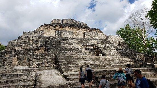Mahahual, Mexico: Chacchoben Ruins
