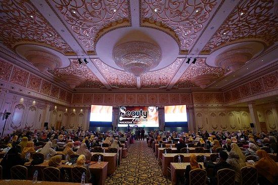 Myko Hotel & Convention Center Makassar: Eight Beauty Fest tahun ini berlangsung dari 27 – 28 April 2019, diikuti puluhan brand kecantikan se-tanah air, Diamond Ballroom.