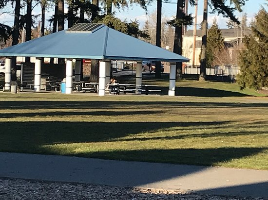 Hauge Homestead Park