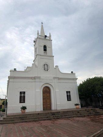 Iglesia de Villanueva - Guajira