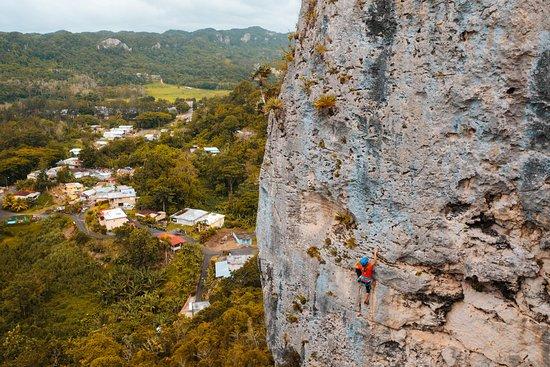 Moca Climbing