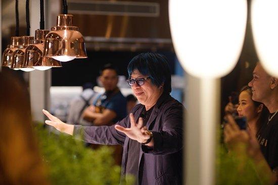 3 Star Michelin Demon Chef