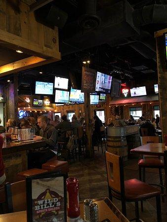 Bilde fra Wild Bill's Sports Saloon