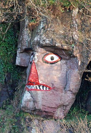 The Indian Rock