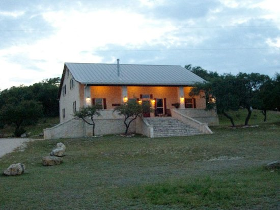 Pipe Creek, Teksas: Beautiful Cricket House