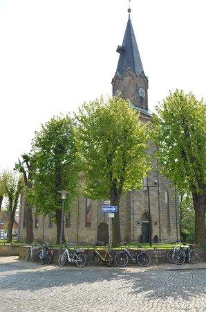 St.-Andreas-Kirche in Lebenstedt - Stadt Salzgitter