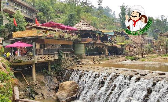 Risultati immagini per cata cat village vietnam