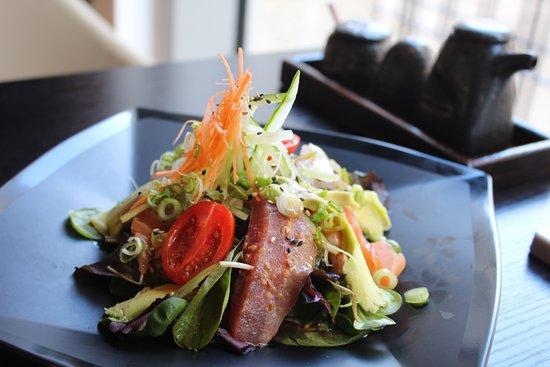 Roadster Cafe Marylebone: Sashimi Salad
