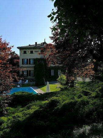 Martinengo, İtalya: l villa