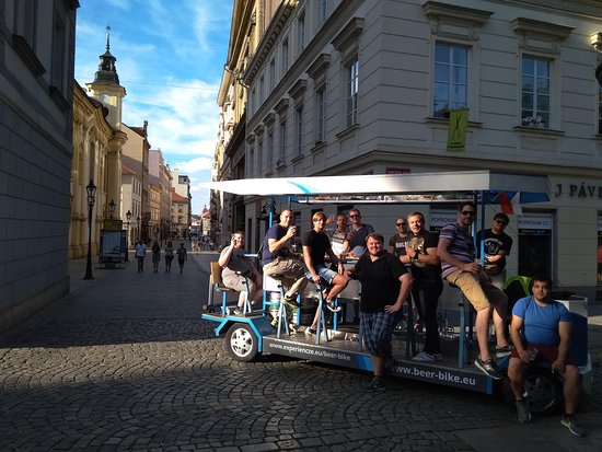 ExperienCZE: Beer Bike and Pub Crawl Tours