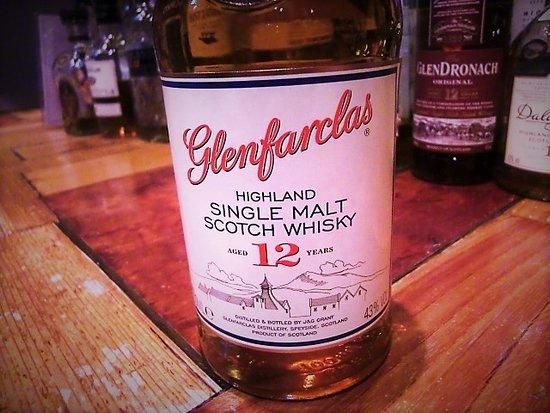 Whisky Pub Distill: グレンファークラス12年。