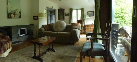 Wray, UK: Main sitting room