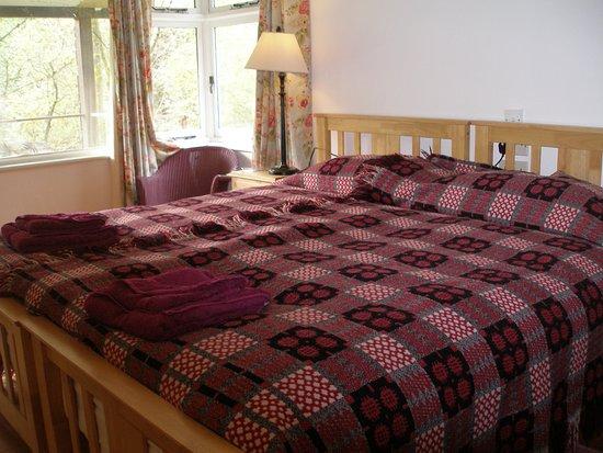 Wray, UK: Heron king bedroom