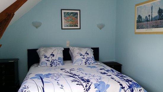 Jarzé-Villages, France : Ecurie Bedroom
