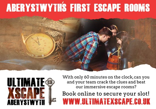 Ultimate Xscape Aberystwyth