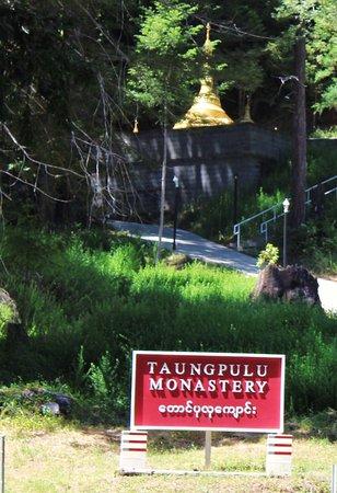 Boulder Creek, CA: Taungpulu Kaba Aye Monastery